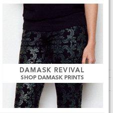 Shop Damask Prints