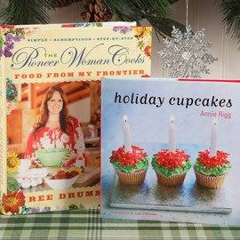 Eat & Be Merry: Books for Cooks