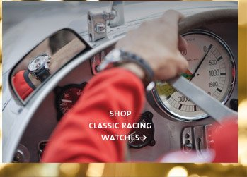 Shop Classic Racing Watches