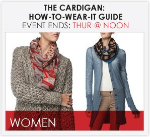 THE CARDIGAN: HOW TO WEAR IT GUIDE
