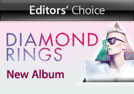 Editors' Choice: Diamond Rings - New Album