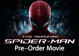 The Amazing Spider-Man - Pre-Order Movie