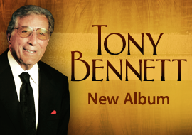 Tony Bennett - New Album