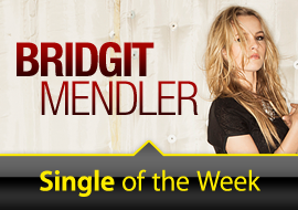 Single of the Week: Bridgit Mendler