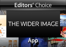 Editors' Choice: The Wider Image - App