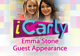 iCarly - Emma Stone Guest Appearance