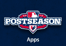 MLB Post Season - Apps