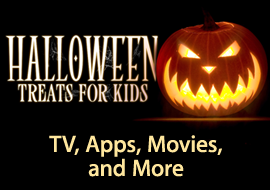 Halloween for Kids - TV, Apps, Movies, and More