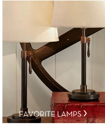 FAVORITE LAMPS