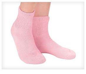 Non-Binding Comfort Socks