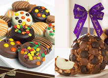 Calling All Sweet Tooths Gourmet Fall Treats