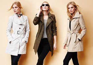 Trenches & Raincoats: Up to 70% Off
