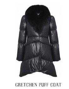 Gretchen Puff Coat