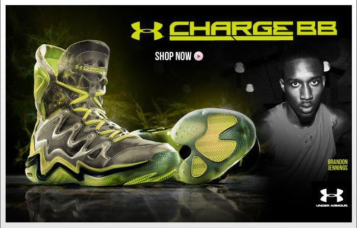 Under Armour Charge Basketball