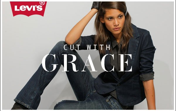Levi's® Cut with Grace.