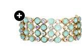 Rhinestone Stretch Bracelet