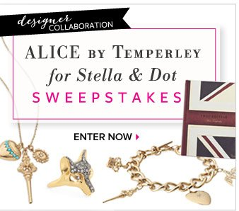 Alice by Temperley for Stella & Dot Sweepstakes - Enter Now
