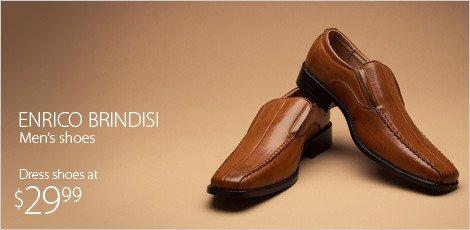 Enrico Brindisi mens shoes