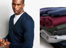 Sweater Weather: Men's Crewnecks, Cardigans, & More