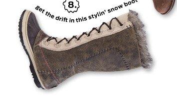 Sub-Arctic Boot >