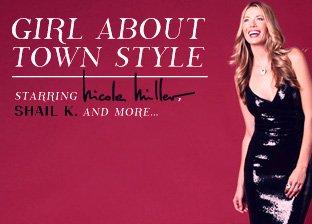 Eveningwear By Nicole Miller & Shail K