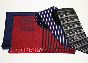 Versace Men's Scarves & Ties