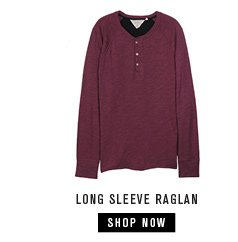 long sleeve raglan