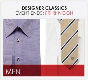 DESIGNER CLASSICS - Men's