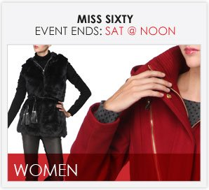 MISS SIXTY OUTERWEAR