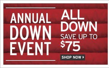 Shop Down Event