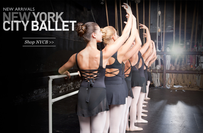 Shop New NYCB Styles