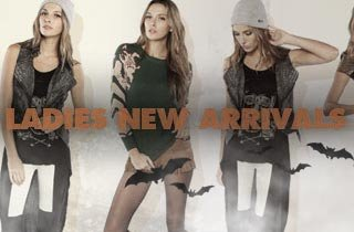 Ladies New Arrivals