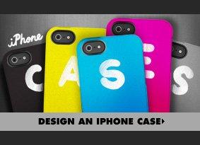 Design an iPhone case.