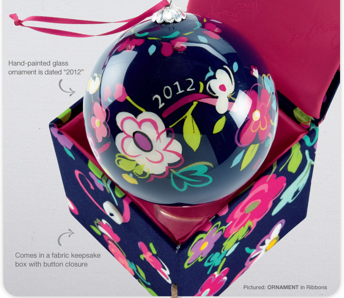 Ornament in Ribbons