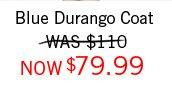 Blue Durango Coat