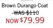 Brown Durango Coat