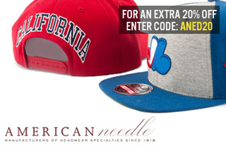 American Needle Hats