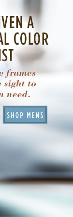 Shop Men's Crystal Frames