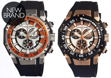 Shop Upscale Watches ft. Giorgio Fedon