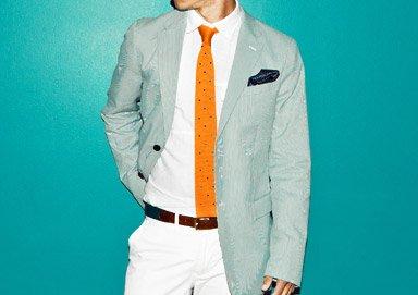 Shop Workwear Pairs: Shirting & Ties