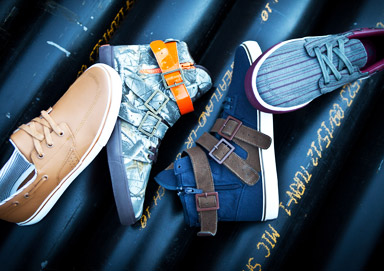 Shop Season's Best: Hi-Tops & Sneakers