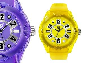 Color Love: Jewel-Toned Watches
