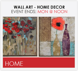 WALL ART - HOME DECOR