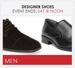 DESIGNER SHOES - Men's