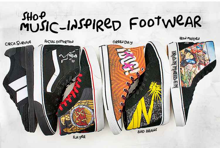 Shop our music inspired collection!