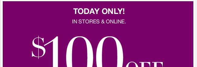 Use this new coupon in stores and online now through Sunday, October 28, 2012. Shop Now!