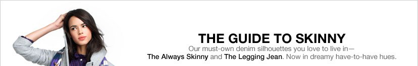 THE GUIDE TO SKINNY