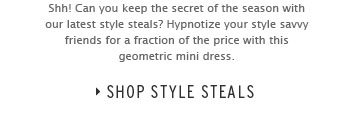Style Steals - Shop Style Steals