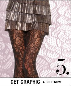 Textured Hosiery