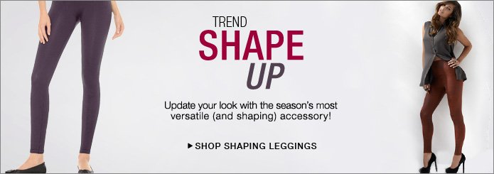 Shop Shaping Styles